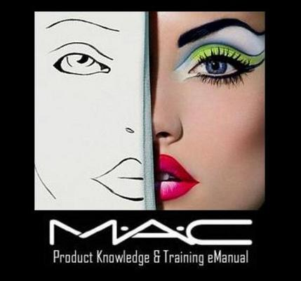 Product picture MAC Cosmetics Training Manual w/ 2011 - 2012  Updates
